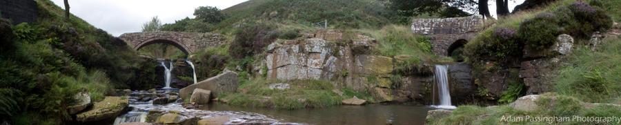 Three Shires Head Panorama