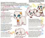 Peingatto Kittens [Ref.]