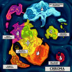 Chroma [God Territories Map] (Peingatto-Cats) by SUSHIROLLED