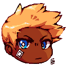 chocobo kid (warm up) by Sushirolled