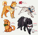 Sector SIX as...dogs?!