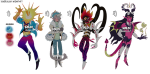 doodle adopts 15 (0/4) [CLOSED] (OTA) by SUSHIROLLED