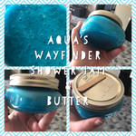 KH3: Aquas Wayfinder Handmade Shower Butter by voremedaddy