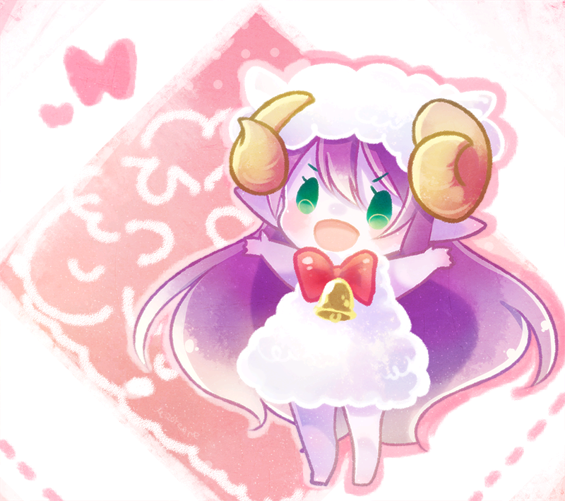 sheep lulu by MizoreAme