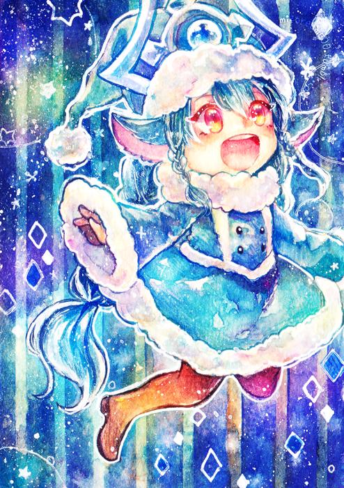 Winterwonderlulu2015 by MizoreAme
