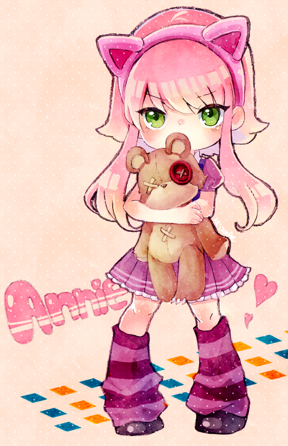 Annie by MizoreAme