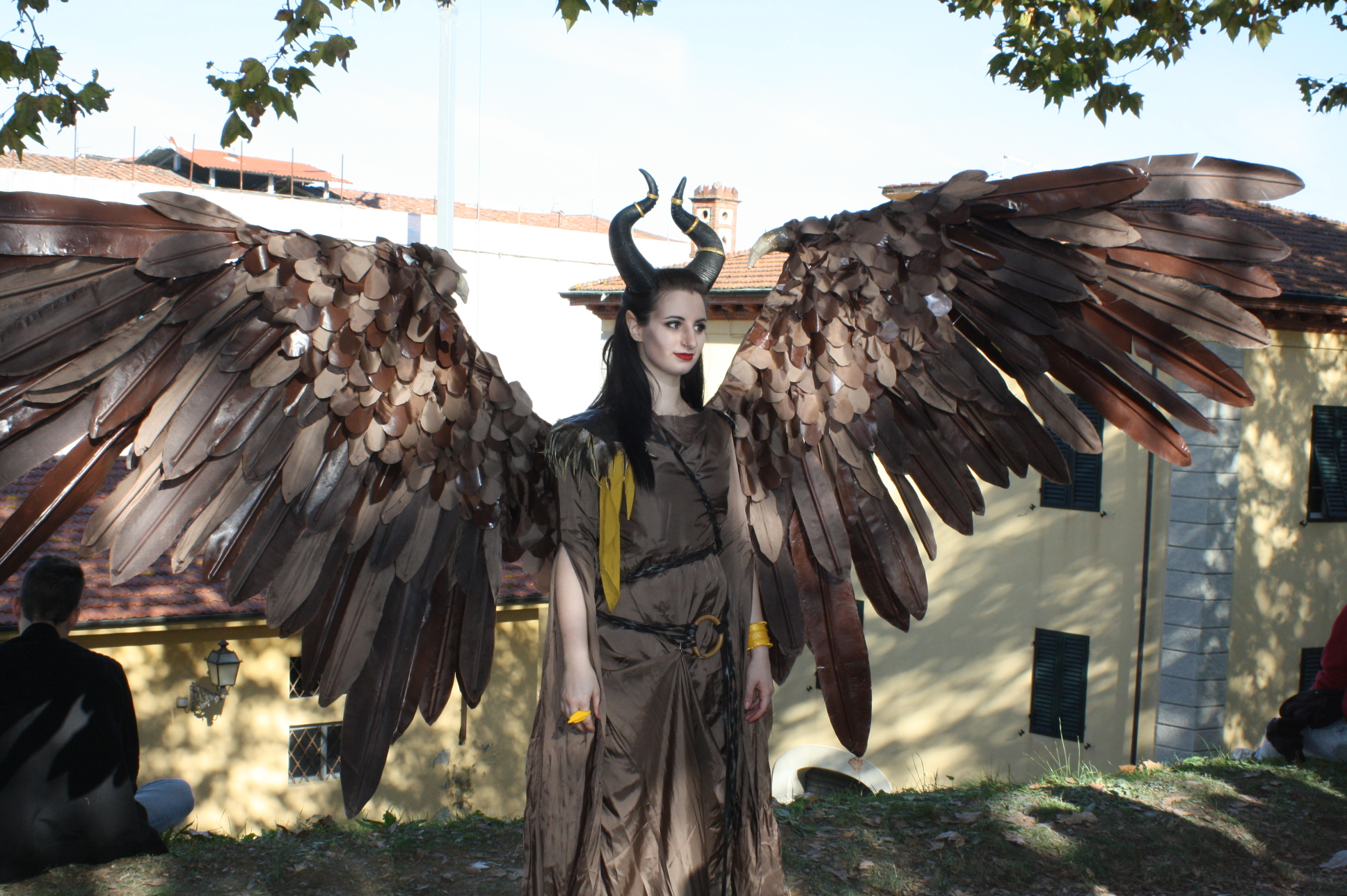 Maleficent Wings Cosplay By Maspez On Deviantart