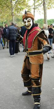 Ottoman Jester Cosplay