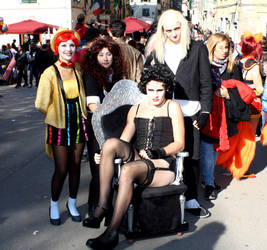 The Rocky Horror Picture Show Cosplay by Maspez