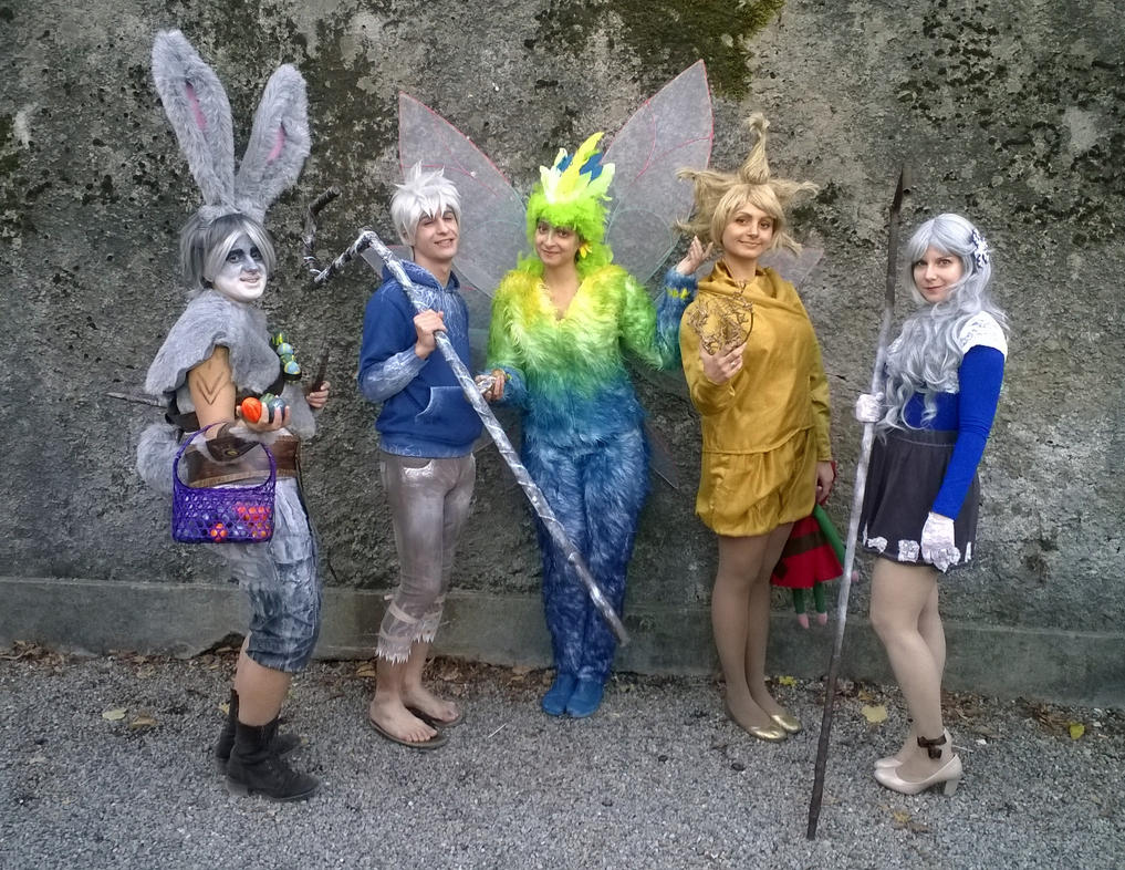 Rise of the Guardians Cosplay by Maspez on DeviantArt Rise Of The Guardians Cosplay