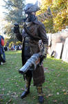 Bloodborne Hunter Cosplay
