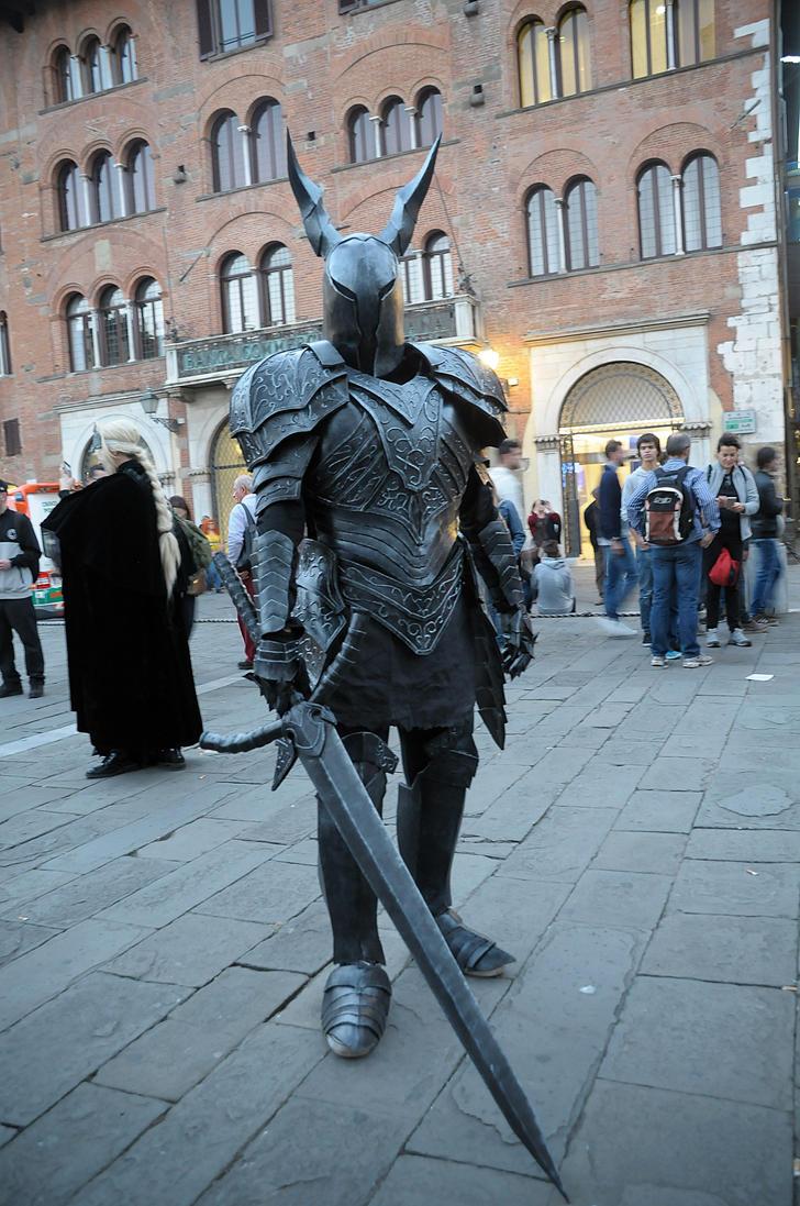 black knight dark souls cosplay by maspez on deviantart