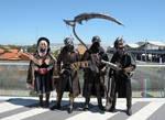 Bloodborne Cosplayers
