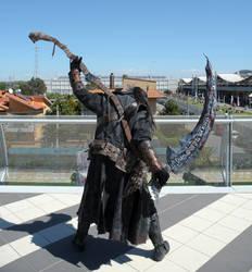 Bloodborne Hunter Cosplay 4 by Maspez