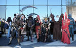 Dark Souls/Bloodborne Cosplay Group