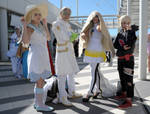 Pokemon Sun and Moon Cosplay - Aether Foundation