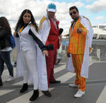 One Piece - Admirals Cosplays