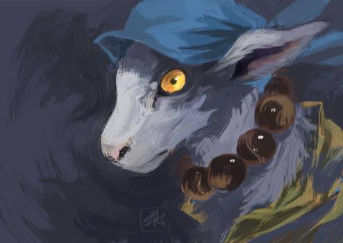 tiger lamb