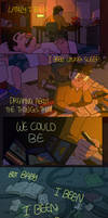 Counting Stars Gravity Falls Lyric Comic