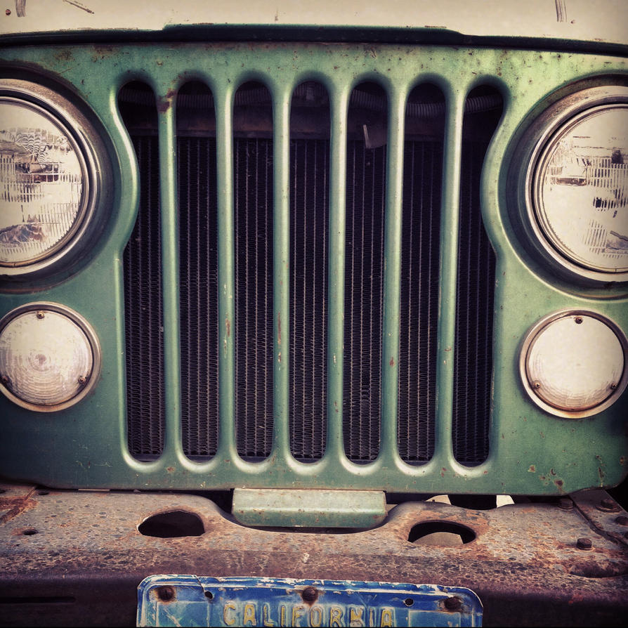 Uncle Dave's Jeeep by WidoPhoto