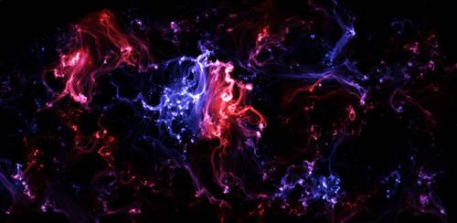 Optimus Prime Nebula by Silveraqua16