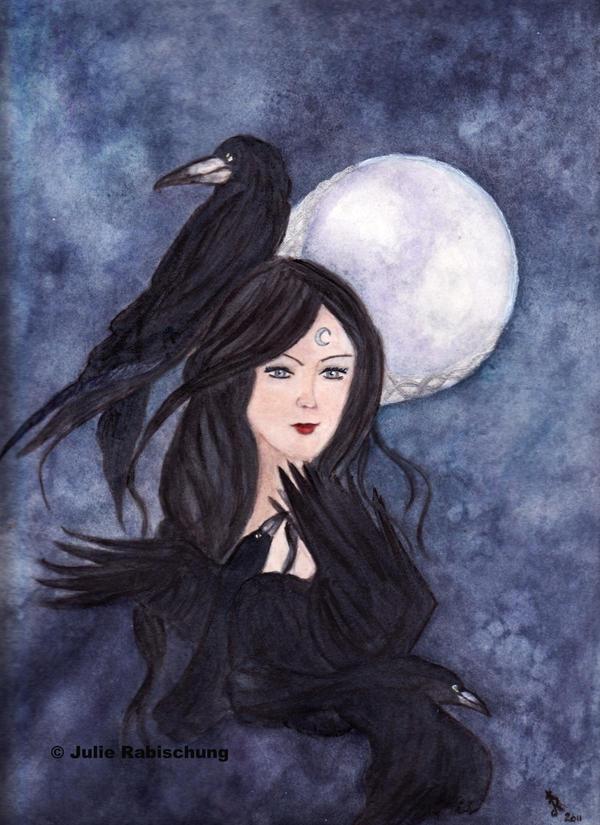 The Morrigan by Lorellyne