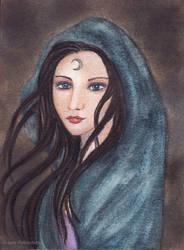Priestess of Avalon by Lorellyne
