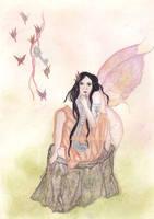 Enchanted keys by Lorellyne