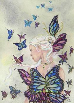 Butterflies danse