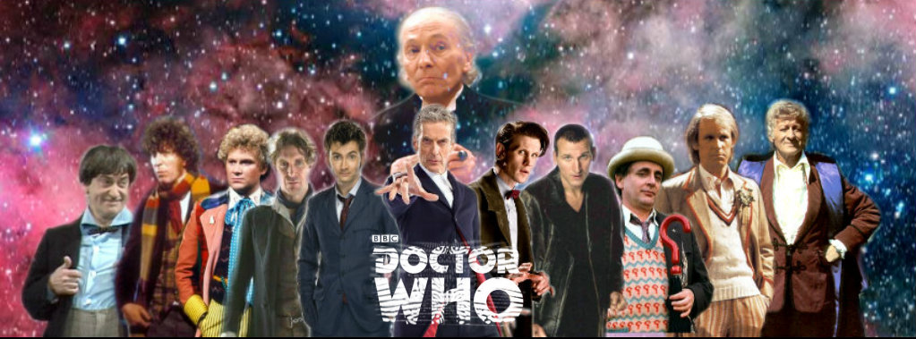 The Twelve Doctors Facebook Cover Photo by conjob1989 on ...  All