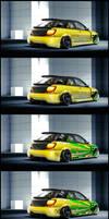 Subaru Impreza JDM