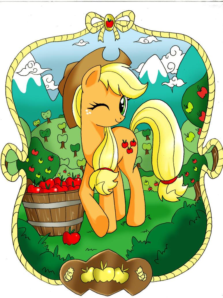 Applebuck Season by DANMAKUMAN