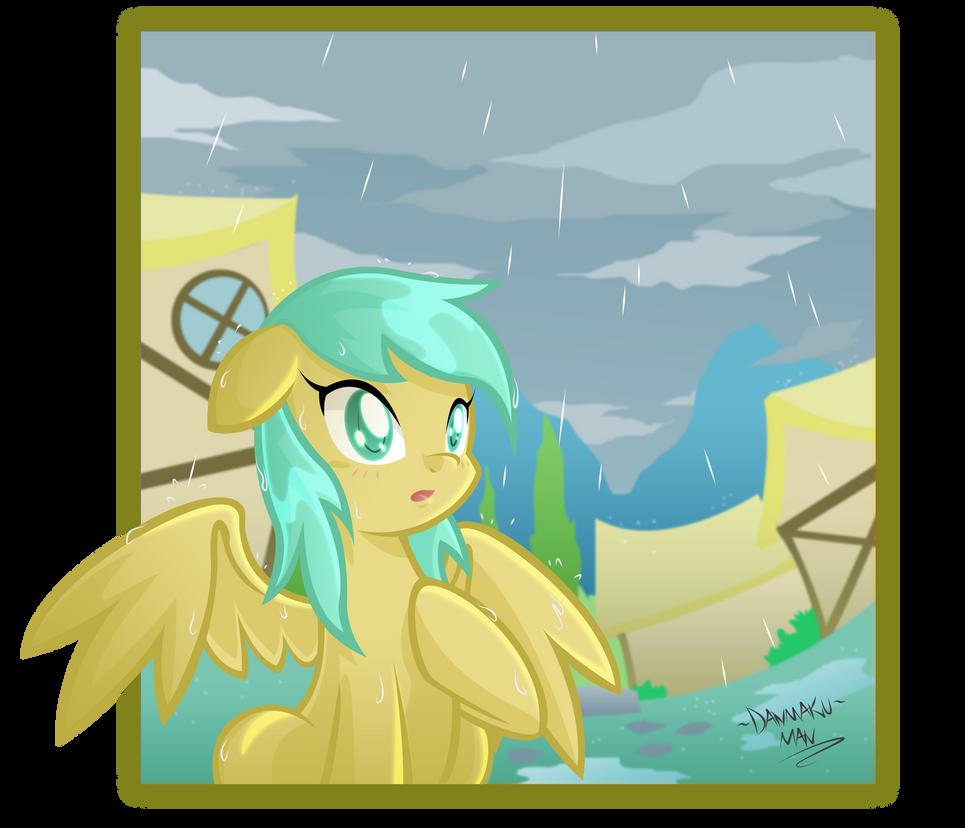 Here comes the rain again by DANMAKUMAN