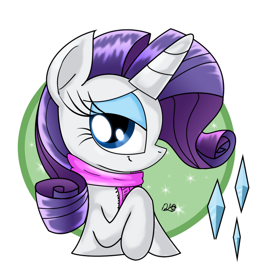 Just A Rarity -Color Version- by DANMAKUMAN