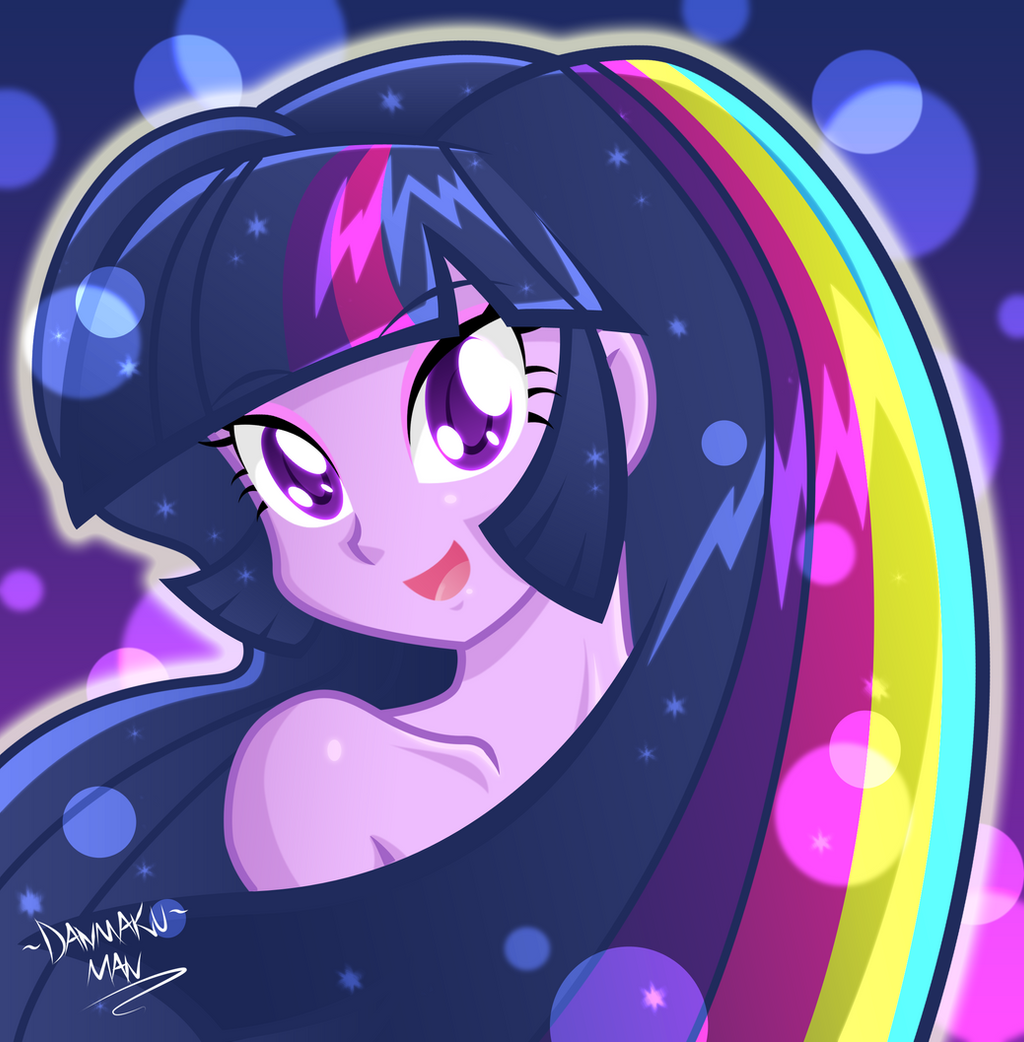 Neon Twilight by DANMAKUMAN
