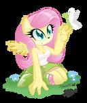 Fluttershy - Kindness Emerald Keeper