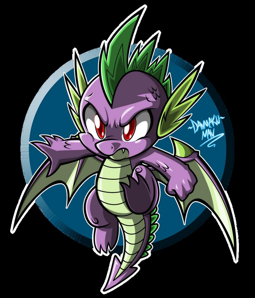 Berserk Spike by DANMAKUMAN