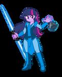 Commission: Jedi Twi