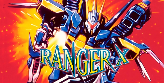 Ranger-x by DANMAKUMAN