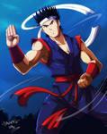 Akira Yuki - Virtua Fighter