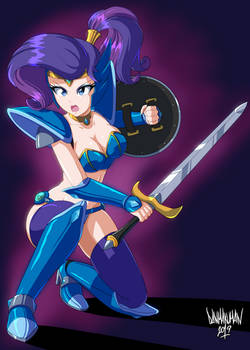 Armored Rarity