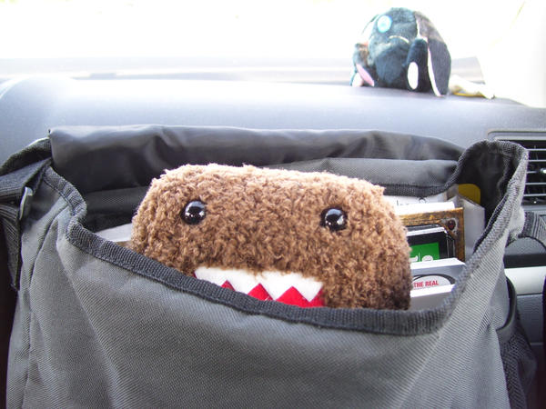It's Domo by sailorsamus