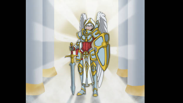 Angel Warrior (OC)