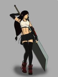 Tifa - Final Fantasy (Practice)