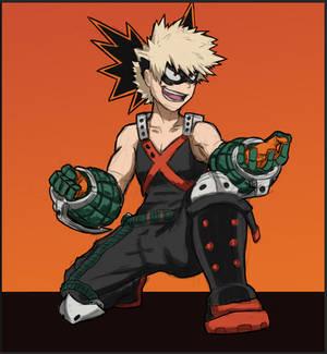Bakugo (My Hero Academia)
