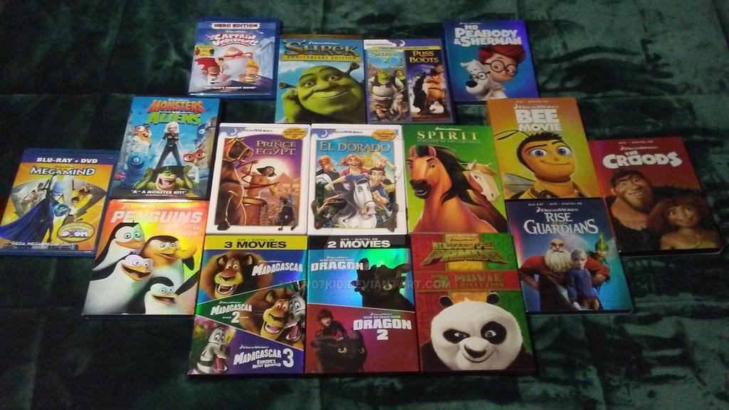 25 DISNEY DVD MOVIES LOT KIDS CHILDRENS DISNEY DREAMWORKS ...  |Dreamworks Disney Dvd Collection
