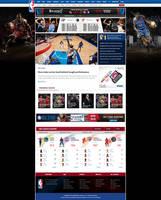 NBA.com Redesign