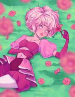 Pink Diamond by Nevinosima