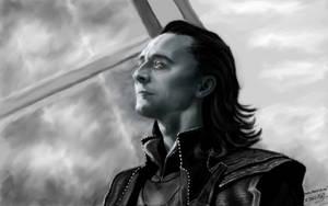 Loki (The Avengers) by VeronikaDark