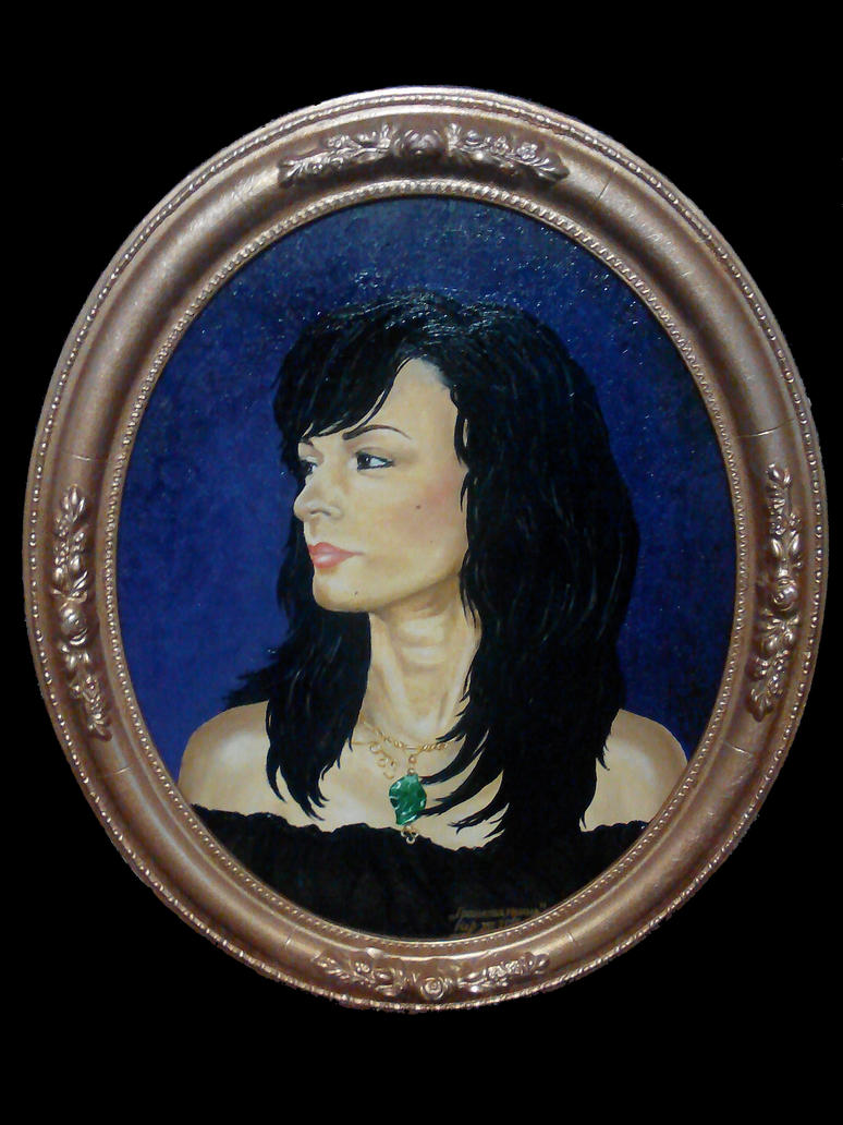 Groznova Irina (XII 2015) by VeronikaDark